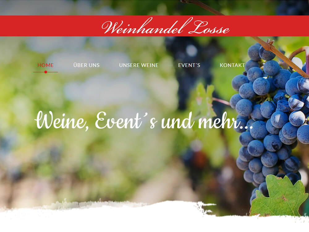 Event Website Onlinemarketing Agentur Hannover